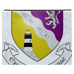 County Wexford Coat Of Arms  Cosmetic Bag (xxxl)  by abbeyz71