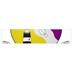 County Wexford Coat Of Arms  Flano Scarf (small) by abbeyz71