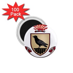 County Dublin Coat Of Arms  1 75  Magnets (100 Pack)  by abbeyz71