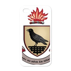 County Dublin Coat Of Arms  Apple Iphone 4 Case (white)