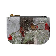 Cardinal Bi And Four By Terry   Mini Coin Purse   Aucl5u37z9d0   Www Artscow Com Front