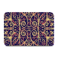 Tribal Ornate Pattern Plate Mats by dflcprints