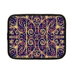 Tribal Ornate Pattern Netbook Case (Small)