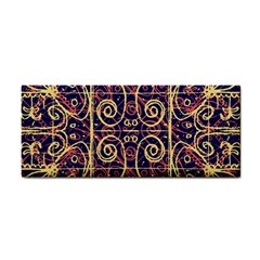Tribal Ornate Pattern Cosmetic Storage Cases
