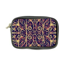 Tribal Ornate Pattern Coin Purse by dflcprints