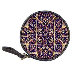Tribal Ornate Pattern Classic 20-CD Wallets