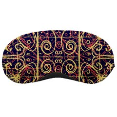 Tribal Ornate Pattern Sleeping Masks by dflcprints
