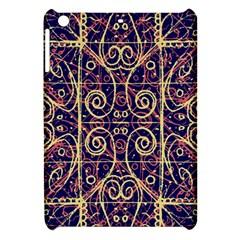 Tribal Ornate Pattern Apple iPad Mini Hardshell Case