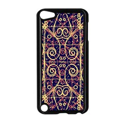 Tribal Ornate Pattern Apple Ipod Touch 5 Case (black) by dflcprints