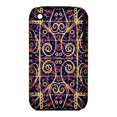 Tribal Ornate Pattern iPhone 3S/3GS