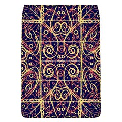 Tribal Ornate Pattern Flap Covers (l)  by dflcprints