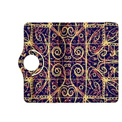 Tribal Ornate Pattern Kindle Fire Hdx 8 9  Flip 360 Case by dflcprints