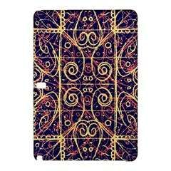 Tribal Ornate Pattern Samsung Galaxy Tab Pro 10 1 Hardshell Case by dflcprints