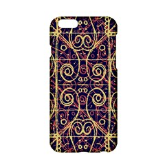 Tribal Ornate Pattern Apple Iphone 6/6s Hardshell Case by dflcprints