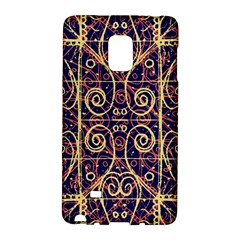 Tribal Ornate Pattern Galaxy Note Edge by dflcprints