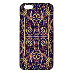 Tribal Ornate Pattern Iphone 6 Plus/6s Plus Tpu Case by dflcprints