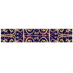 Tribal Ornate Pattern Flano Scarf (large) by dflcprintsclothing