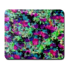 Blended Texture              Large Mousepad by LalyLauraFLM