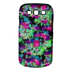 Blended Texture        Samsung Galaxy S Ii I9100 Hardshell Case (pc+silicone) by LalyLauraFLM