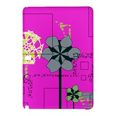Flowers And Squares        Nokia Lumia 1520 Hardshell Case by LalyLauraFLM
