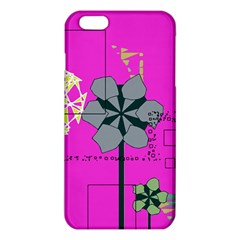 Flowers And Squares        Iphone 6/6s Tpu Case by LalyLauraFLM