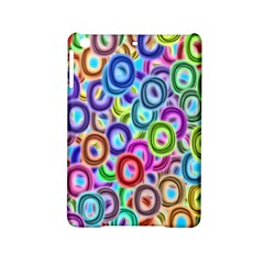 Colorful Ovals        Apple Ipad Air Hardshell Case by LalyLauraFLM