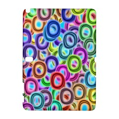 Colorful ovals        HTC Desire 601 Hardshell Case by LalyLauraFLM