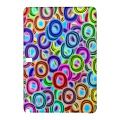 Colorful Ovals        Nokia Lumia 1520 Hardshell Case by LalyLauraFLM