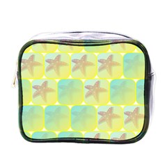 Starfish Mini Toiletries Bags by linceazul