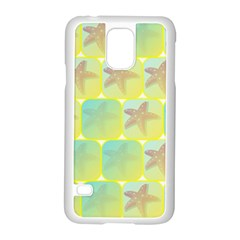 Starfish Samsung Galaxy S5 Case (white) by linceazul