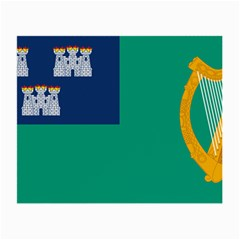 City Of Dublin Fag  Small Glasses Cloth (2 Side) by abbeyz71