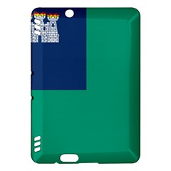 City Of Dublin Fag  Kindle Fire Hdx Hardshell Case by abbeyz71