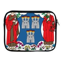 City Of Dublin Coat Of Arms  Apple Ipad 2/3/4 Zipper Cases by abbeyz71