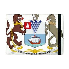 Coat Of Arms Of Belfast  Apple Ipad Mini Flip Case by abbeyz71
