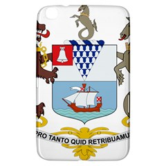 Coat Of Arms Of Belfast  Samsung Galaxy Tab 3 (8 ) T3100 Hardshell Case