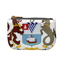 Coat Of Arms Of Belfast  Mini Coin Purses by abbeyz71