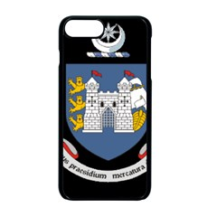 Flag Of Drogheda  Apple Iphone 7 Plus Seamless Case (black) by abbeyz71