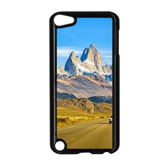 Snowy Andes Mountains, El Chalten, Argentina Apple Ipod Touch 5 Case (black) by dflcprints