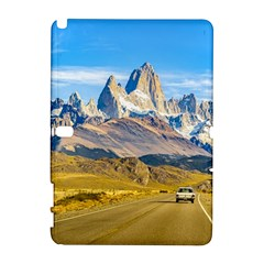 Snowy Andes Mountains, El Chalten, Argentina Galaxy Note 1 by dflcprints