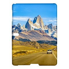 Snowy Andes Mountains, El Chalten, Argentina Samsung Galaxy Tab S (10 5 ) Hardshell Case  by dflcprints