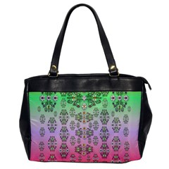 Summer Bloom In Festive Mood Office Handbags