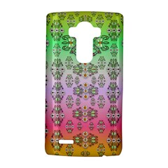 Summer Bloom In Festive Mood Lg G4 Hardshell Case