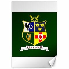 Flag Of Ireland National Field Hockey Team Canvas 20  X 30   by abbeyz71