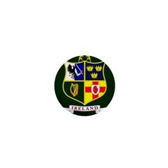 Flag Of Ireland National Field Hockey Team 1  Mini Buttons by abbeyz71