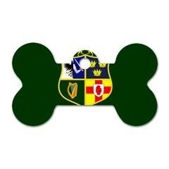 Flag Of Ireland National Field Hockey Team Dog Tag Bone (two Sides) by abbeyz71
