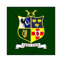 Flag Of Ireland National Field Hockey Team Acrylic Tangram Puzzle (6  X 6 ) by abbeyz71