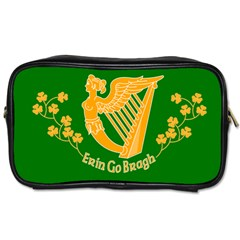 Erin Go Bragh Banner Toiletries Bags 2 Side by abbeyz71