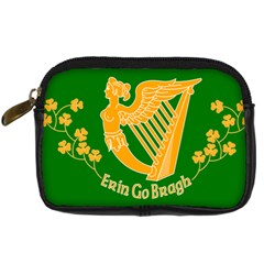 Erin Go Bragh Banner Digital Camera Cases by abbeyz71