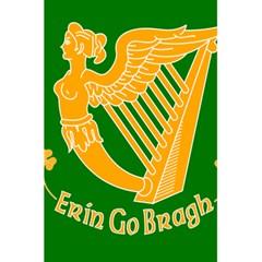 Erin Go Bragh Banner 5 5  X 8 5  Notebooks by abbeyz71