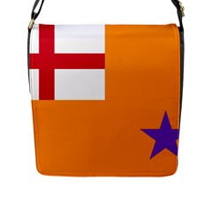 Flag of the Orange Order Flap Messenger Bag (L)